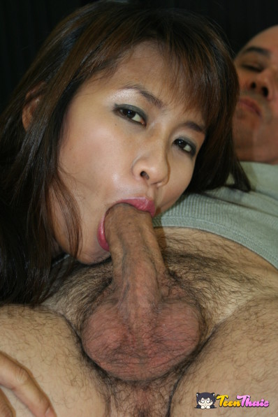 Asian Woman Condom Sex